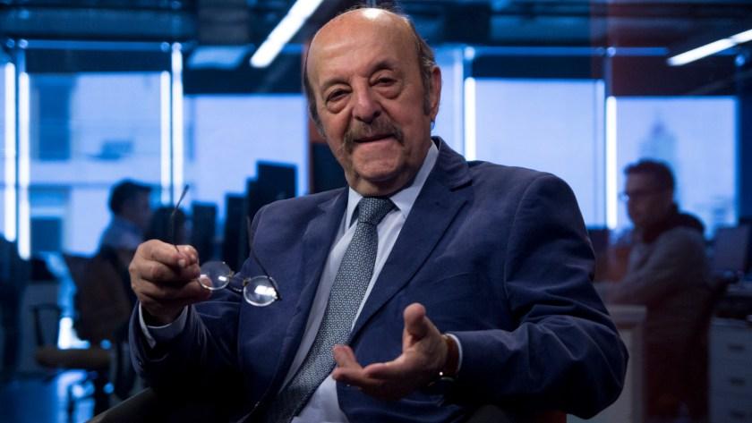 Julio Bárbaro,entonces diputado peronista, recuerda que esa clase de operación era parte de la política del ERP, y que también se hablaba delromancede Isabel y Vázquez. (Santiago Saferstein)