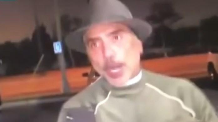 """El intérprete de """"Se que te duele"""" amenazó con demandar al medio si salían al aire las imágenes (Foto: Especial El Gordo y La Flaca)"""