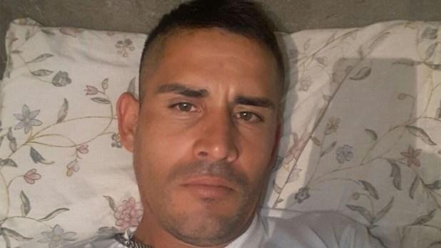 Bruno Cortez, otro de los detenidos.