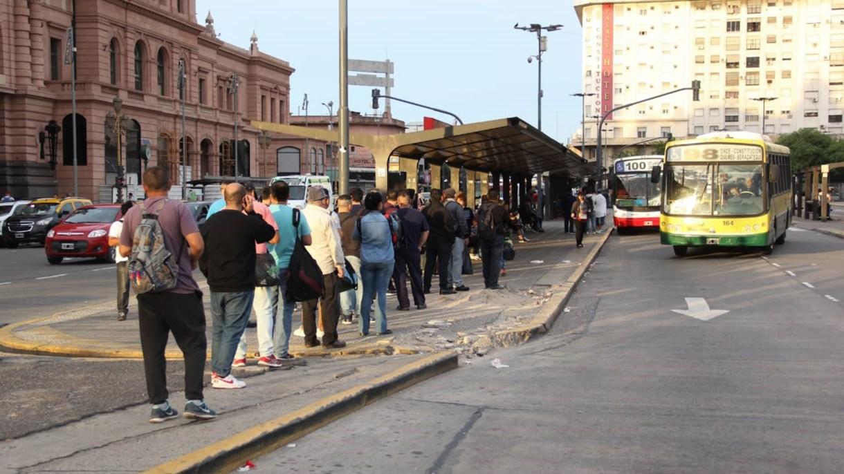 Con el nuevo sistema de modernización de los colectivos, los usuarios podrán saber en qué horario llegarán a cada parada