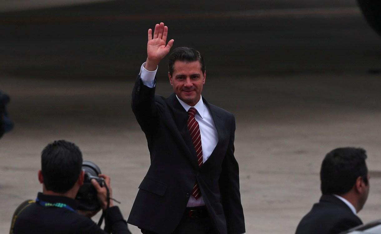 Peña Nieto pasará las últimas horas de su presidencia en la Argentina (Reuters)