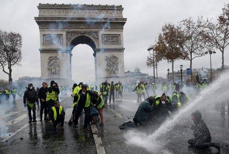 La protesta volverá a las calles este sábado (Reuters)