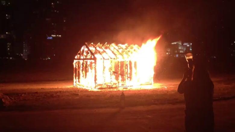 En el Faena Festival el arte aludirá a los incendios en California. (George Sanchez-Calderon)