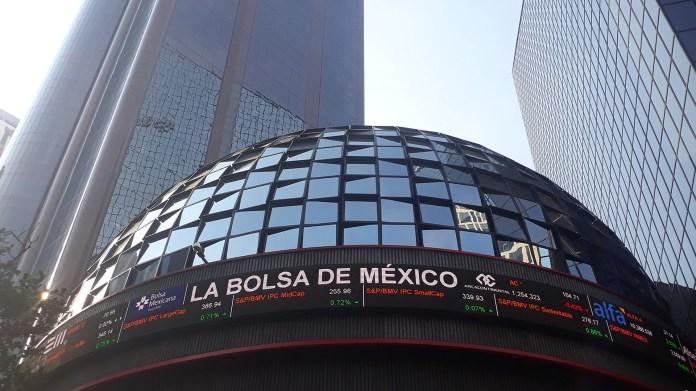 Resultado de imagen para Fotos de la bolsa de México
