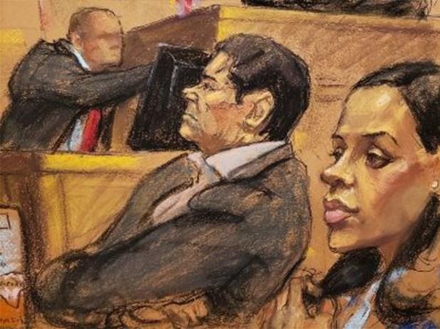 Distintos audios presentados a lo largo del juicio han revelado las operaciones del capo (Foto: EFE)