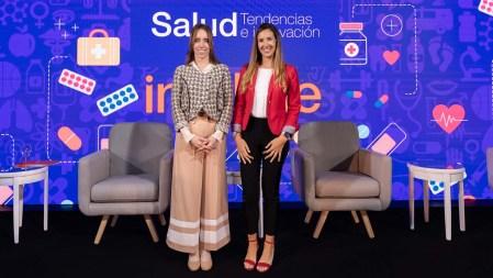 Gabriela Catterberg, investigadora del área de Desarrollo Humano y Políticas de PNUD, habló sobre temáticas de género en el sector de la salud