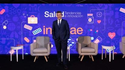 Nicolás Lusicic, presidente y fundador de Hair Recovery
