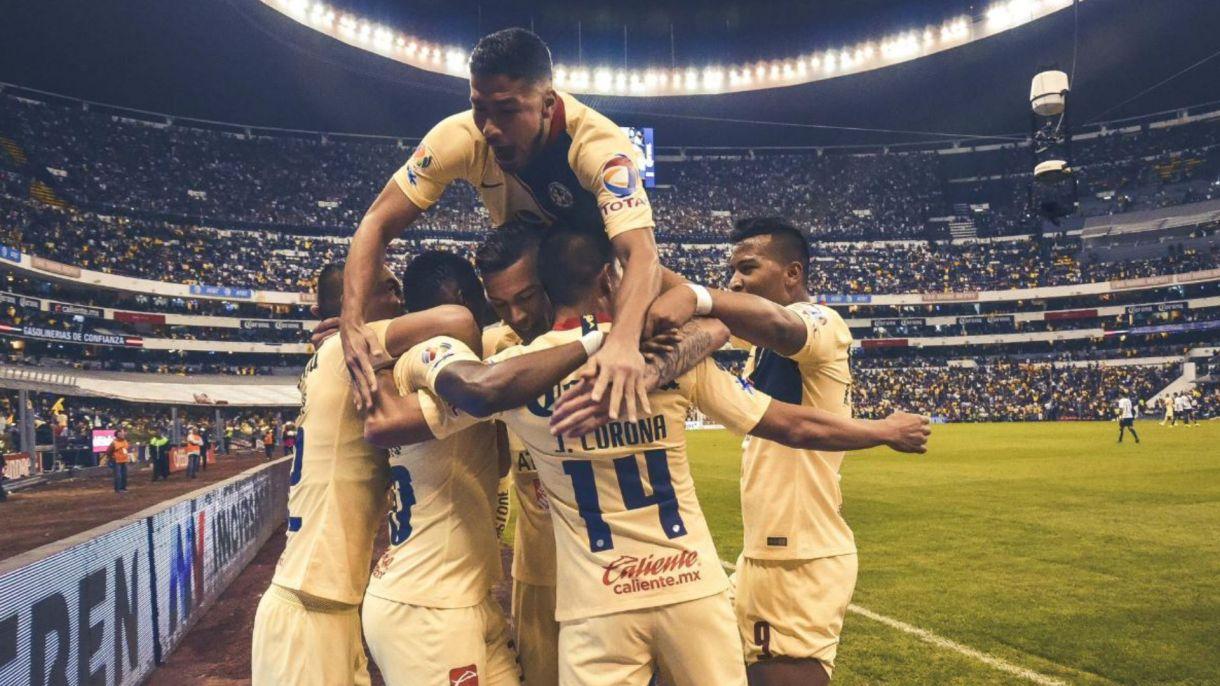 Las Águilas del América ganaron su lugar en la final de la Liga MX (Foto: Twitter Clubamerica)