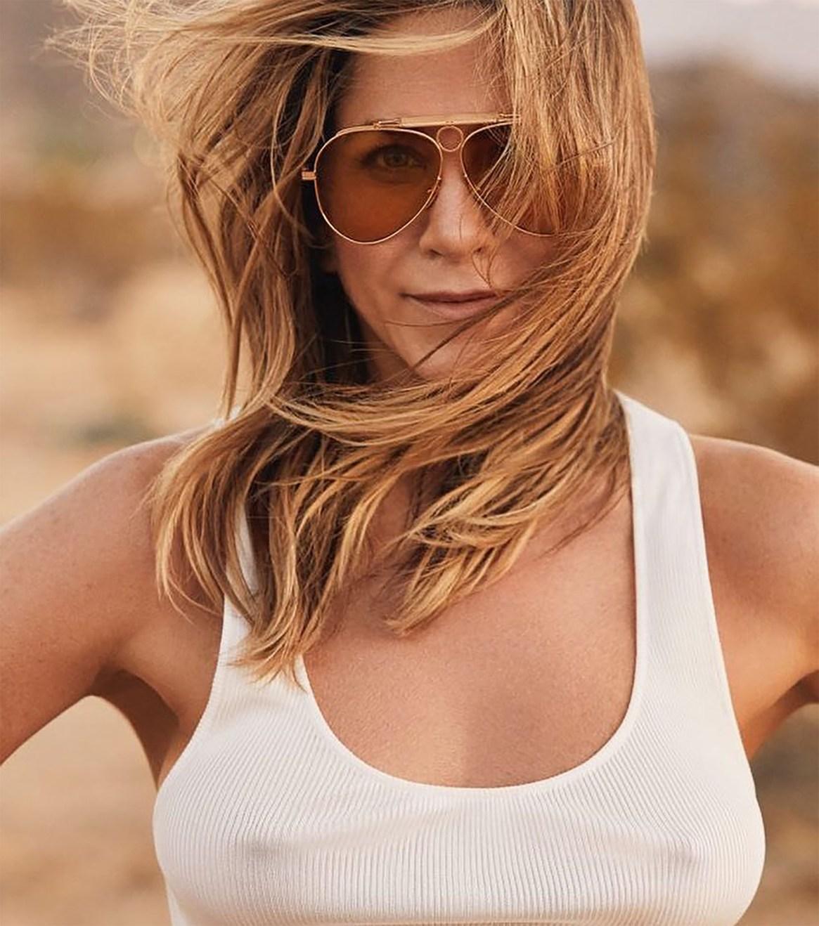 Jennifer Aniston siente que a los 50 años no tiene que dar explicaciones de su vida personal a nadie y menos a la prensa