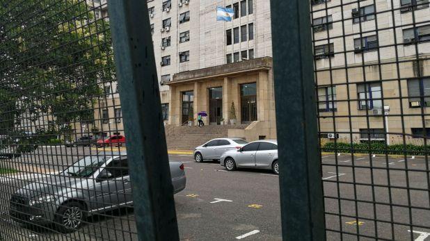 Tribunales Federales de Comodoro Py (Foto: Gustavo Gavotti)