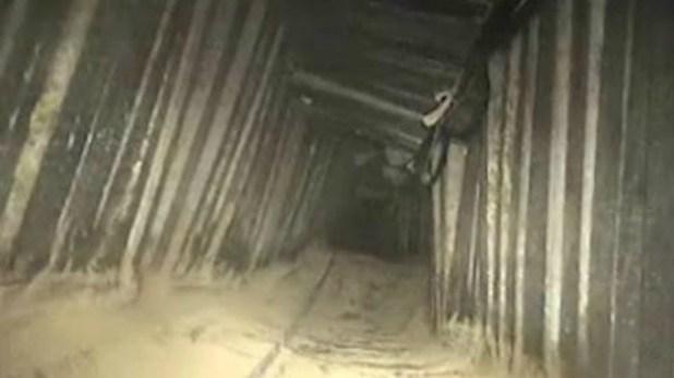 Israel detectó un cuarto túnel excavado por los terroristas de Hezbollah