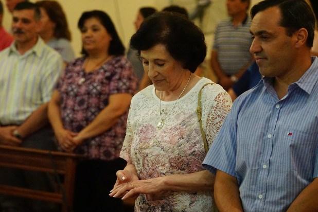 Sin decirle a sus hijos María Cristina decidió renovar los votos matrimoniales(Daniel Ramonell)