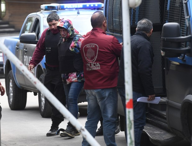 """El cantante de rock """"Pity"""" Álvarez detenido luego de asesinar a un hombre durante una discusión (Maxi Luna)"""