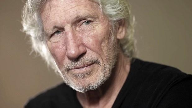 Roger Waters durante su visita a la Argentina (Lihueel Althabe)