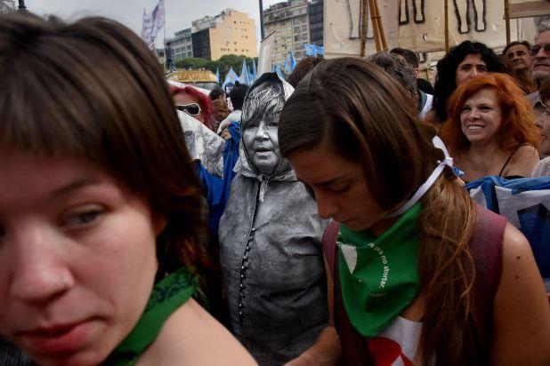 """Marcha """"Ni una menos"""" en Buenos Aires"""" (Nicolás Sturlberg)"""