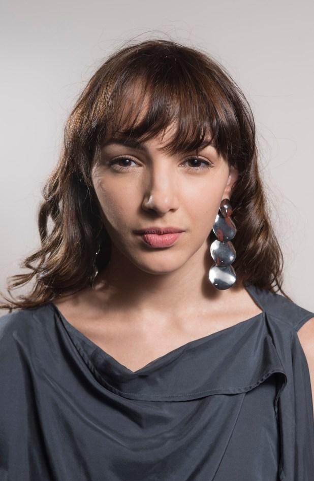 La actriz Thelma Fardin, quien denunció al actor Juan Darthés por violación (Guille Llamos)