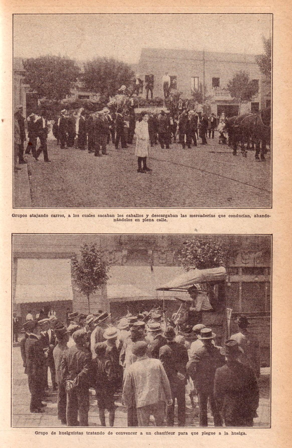 El pogrom judío de enero de 1919 quedó oculto en el interior de los sucesos de la Semana Trágica
