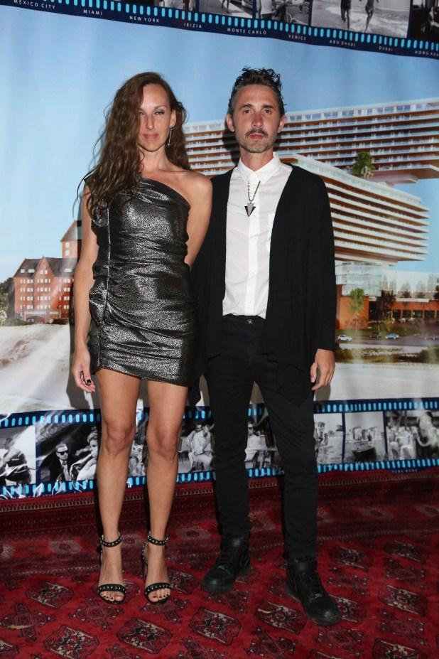 Cata Spinetta y Nahuel Mutti