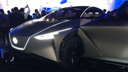 El auto del futuro de Nissan