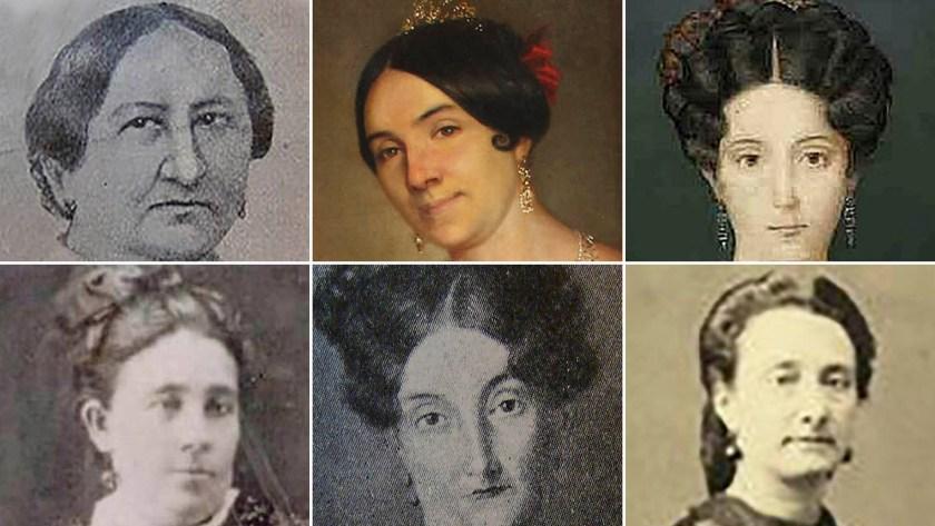 Las hijas de los principales próceres argentinos tuvieron vidas intensas y vínculos muy particulares con sus padres
