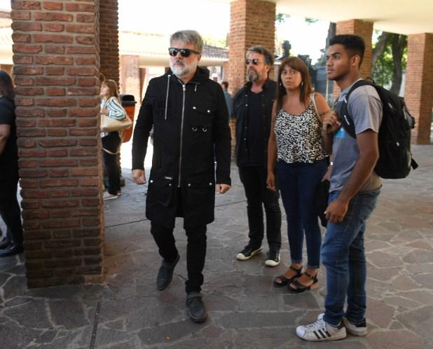 Juanchi Baleirón y amigos despidieron a Leonardo