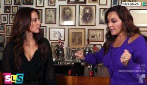 Kate habló con su hermana Verónica sobre el escándalo que enfrentó (Captura Telemundo)