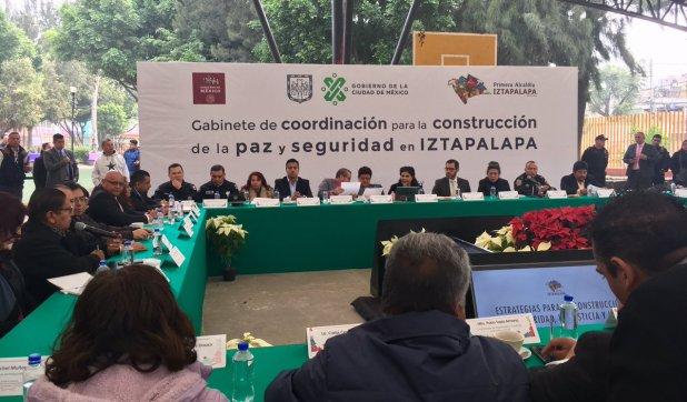 La procuradora Ernestina Godoy anunció la operación de una plataforma para agilizar la denuncia. (Foto: PGJCDMX)
