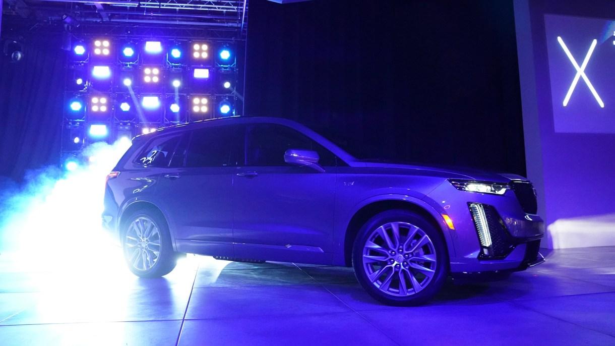 El Cadillac XT6 de General Motors (AFP)