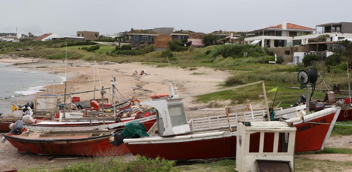 José Ignacio fue un pueblo de pescadores, pero su actividad no se circunscribió a la pesca