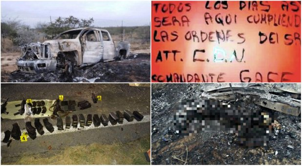 El Cártel del Noreste es lo que actualmente queda de la organización de Los Zetas (Foto: Twitter)