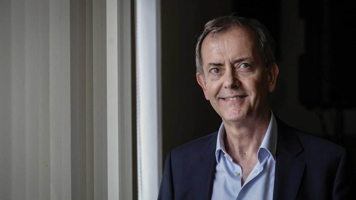 Carlos Terrado, vicepresidente de NA-SA. Foto: Álvaro Corral/DEF.