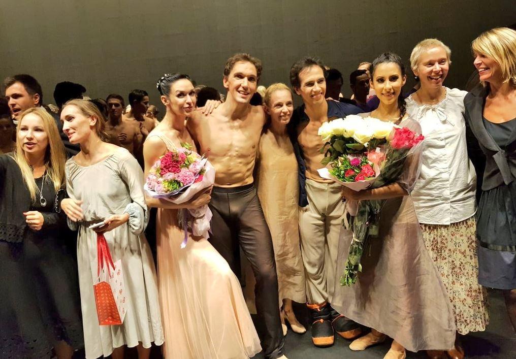 """Tras su protagónico en Blanca Nieves, fue ascendida a """"Prima Ballerina"""" de la compañía (Foto: Twitter @ElisaCarrilloC)"""