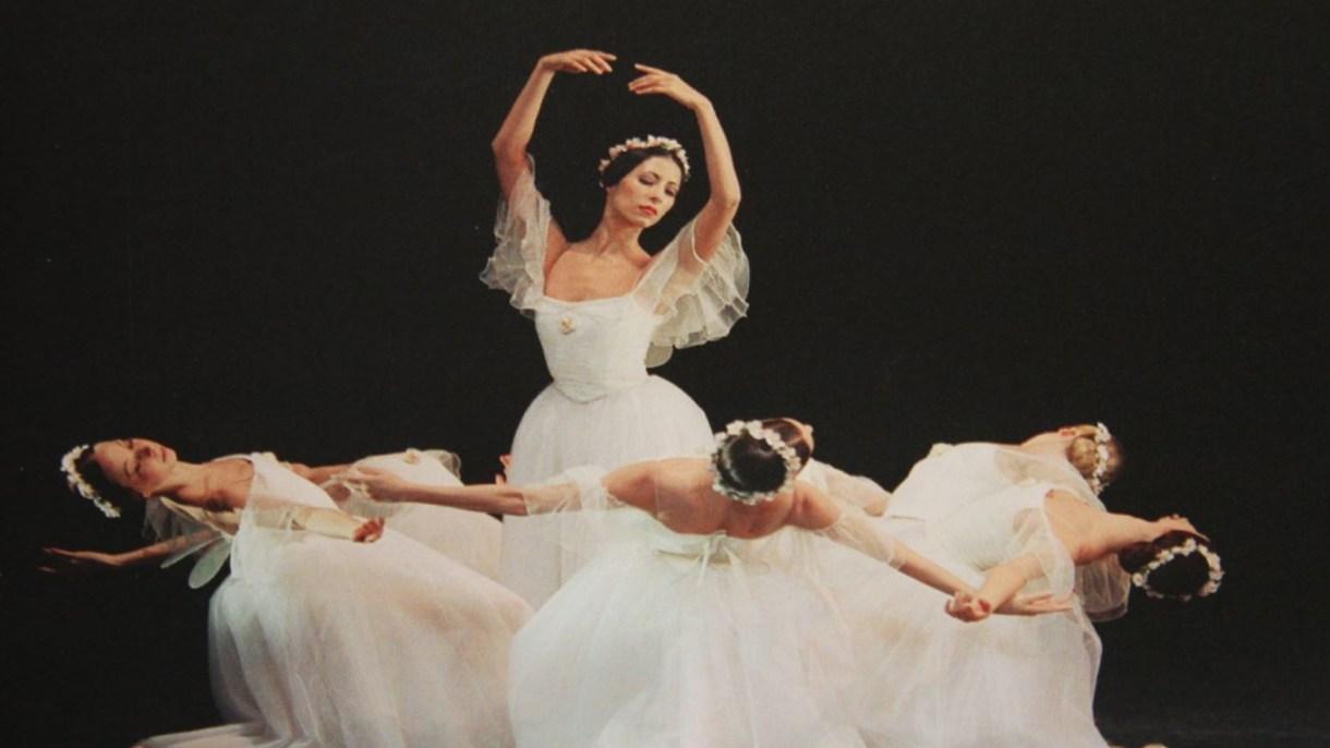 Elisa Carrillo comenzó a bailar desde los cuatro años (Foto: Twitter @ElisaCarrilloC)