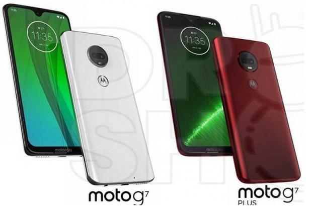 Los Moto G7 se darán a conocer en Ciudad de México.