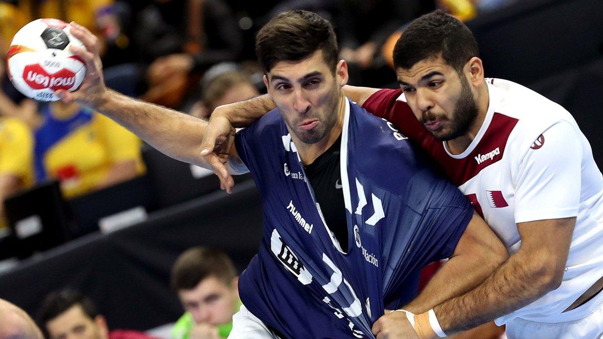 Argentina no pudo cosechar su segunda victoria mundialista (EFE)