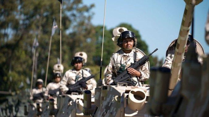 El gobierno federal ha desplegado fuerzas federales en el país para combatir la inseguridad. (Foto: Especial)
