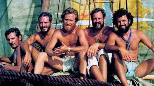 Atlantis: Félix Arrieta, Jorge Iriberri, Alfredo Barragán, Jorge Giaccaglia y Daniel Sánchez Magariños