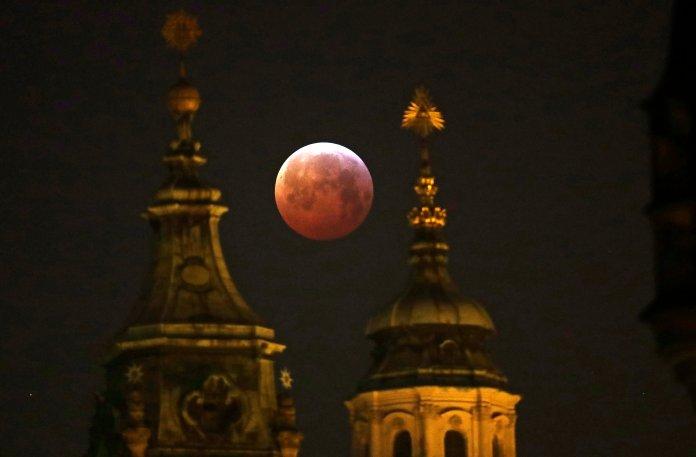 Praga, República Checa. (REUTERS/David W Cerny)
