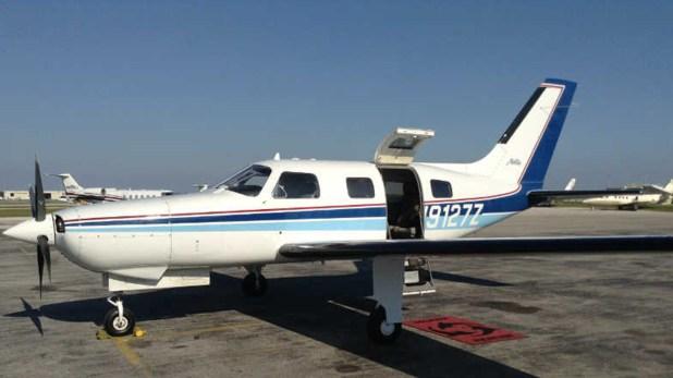 Emiliano Sala viajaba en un avión Piper Malibu rumbo a Cardiff