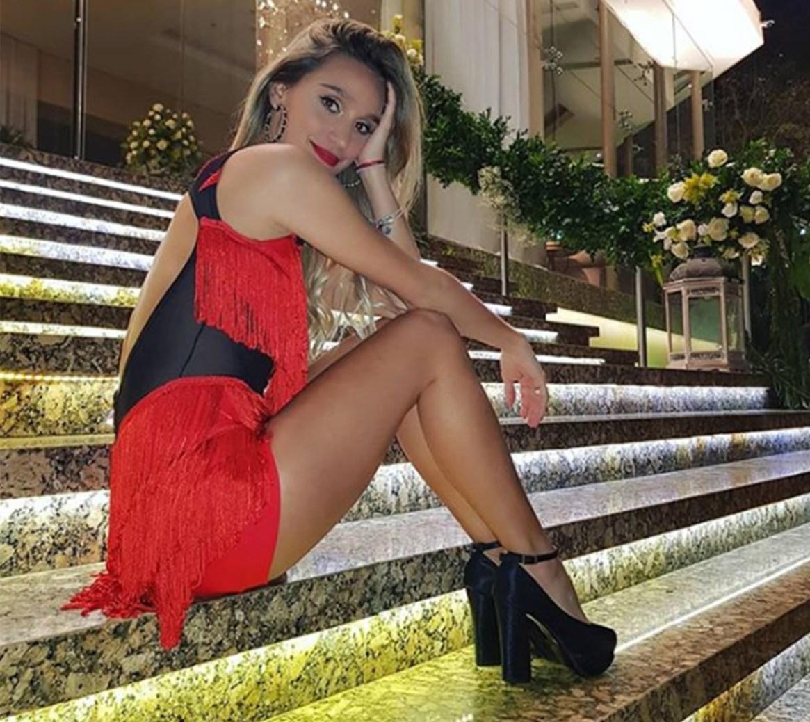 Conoció a Noya cuatro años atrás; también tuvo vínculo con Romina Sorrenti, pero solo como pareja del actor