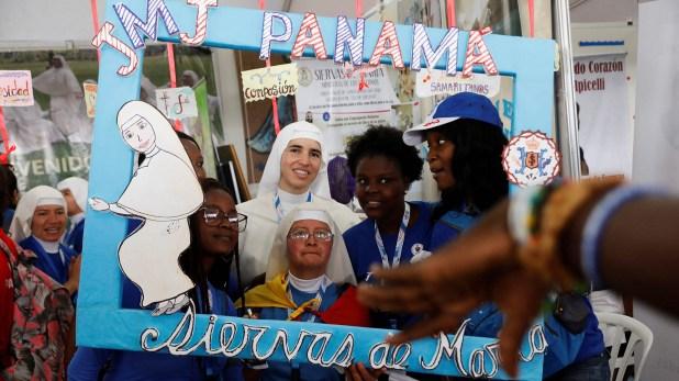 En Panamá hay gran expectativa por la llegada de Francisco (Reuters)