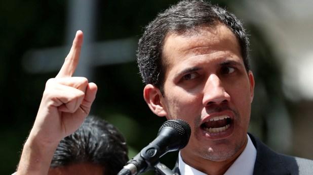 Los discursos de Juan Guadió son difíciles de seguir en las redes para los ciudadanos venezolanos (Foto: Reuters)