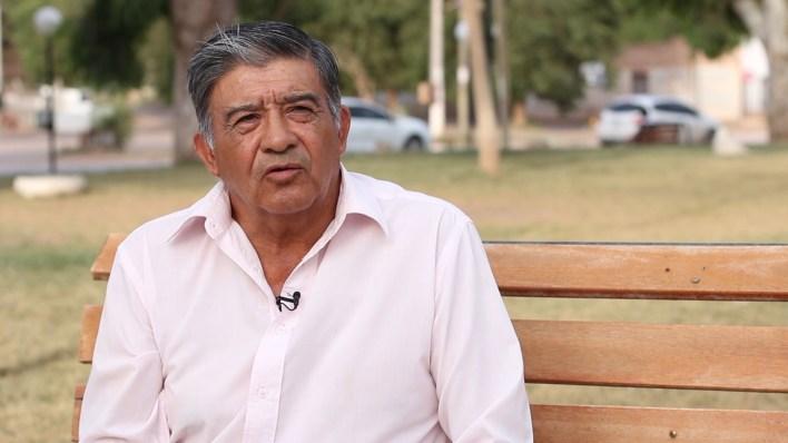 Exintendente de Añelo entre el ´91 y el 99, Miguel Wircaleo reclama obras públicas para la localidad que hoy nuclea a la operatoria de Vaca Muerta cuya población crece a un ritmo vertiginoso.