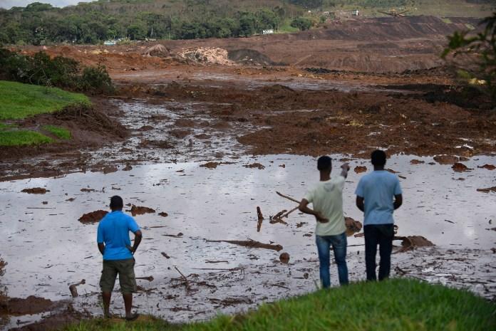 Se trata de un desastre ambiental de graves consecuencias en un estado, Minas Gerais, que ya había sido afectado en 2015 por un hecho similar (AFP)
