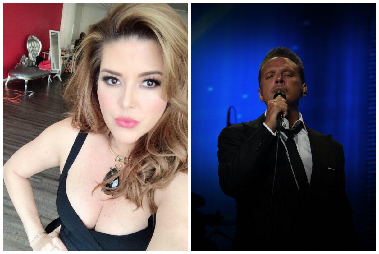 Alicia Machado comentó que su romance con Luis Miguel fue una época muy bonita (Instagram)