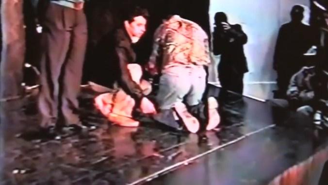 Mario Aburto fue condenado a 45 años de cárcel por el asesinato del candidato (Captura de pantalla)