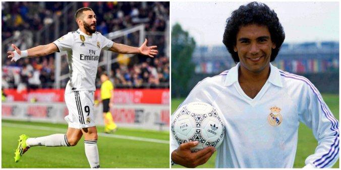 El francés superó el récord del pentapichichi mexicano (Foto: @futbologia y @Benzema)