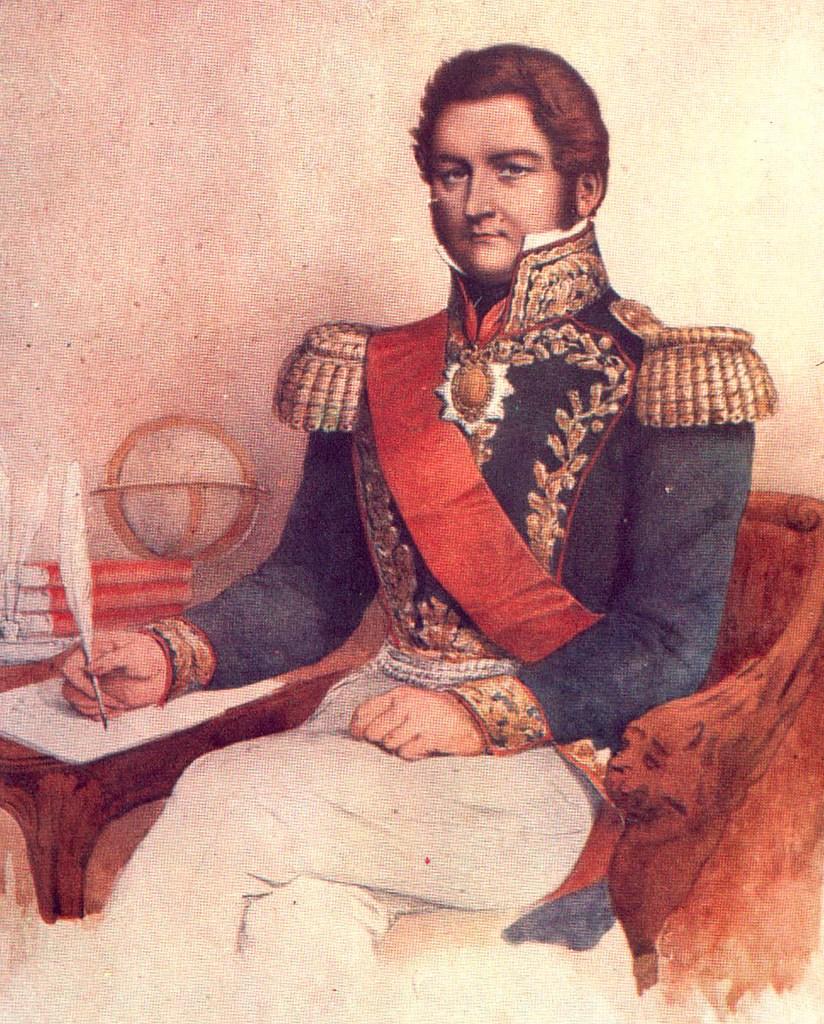 Con Rosas al poder, se multiplicaron los accesorios de color rojo, que se debían utilizar para demostrar la adhesión al líder