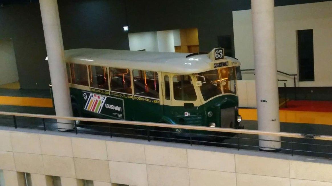 Reliquias de la RATP