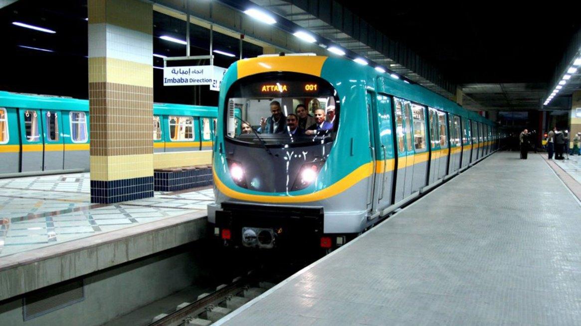 La RATP opera el subte de El Cairo